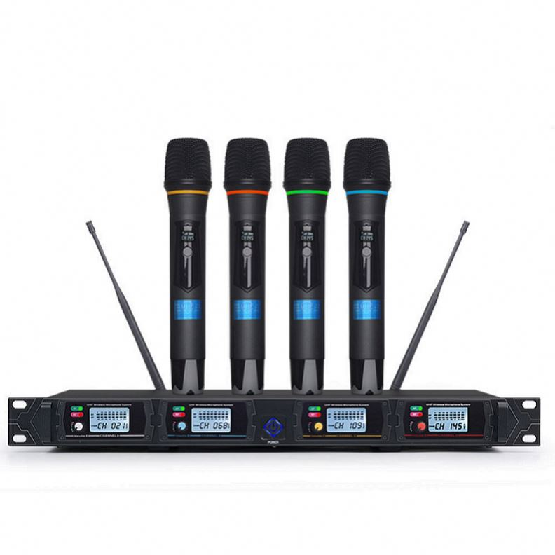 Tiwa UHF wireless microphone for speech singing church conference movements