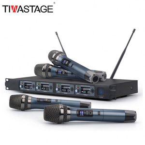 Guangzhou UHF Wireless vocal Mic Professional