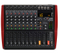 8 Channel Professional Audio Mixer with USB and Bluetooth Function