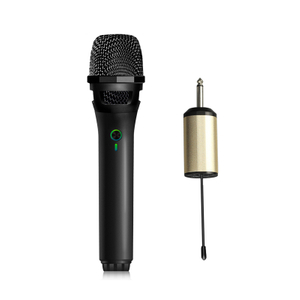 Universal wireless microphone