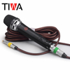 Tiwa Wired Microphone Professional High Quality Dynamic Vocal Mic