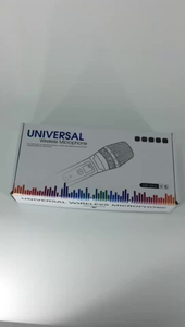 Universal Wireless Microphone UHF